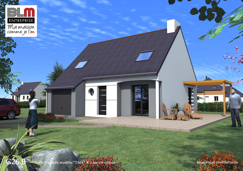 Modele maison neuve best achat maison neuve en maisons for Achat maison neuve 26