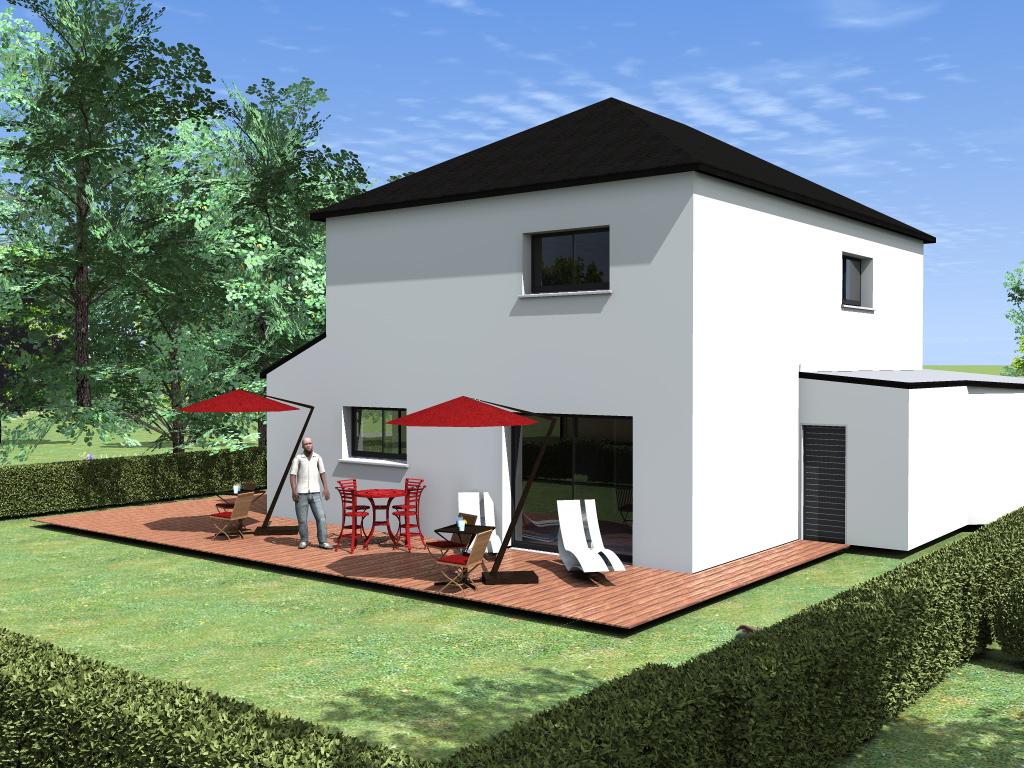 Constructeur maison saint malo for Constructeur maison saintes