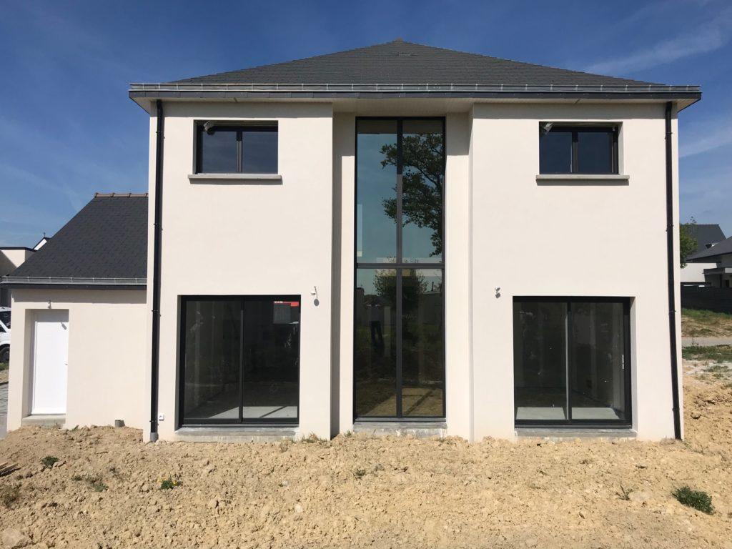 Constructeur De Maison Rennes constructeur maison rennes châteaugiron - blm 35