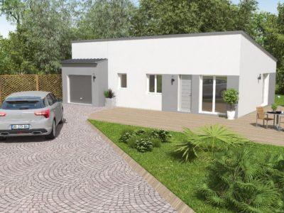 Construction De Maisons Plain Pied En Bretagne
